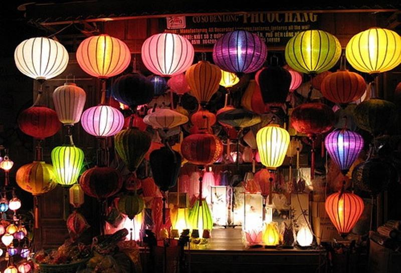 In Centre Vietnam (Hue-Danang-Hoian)
