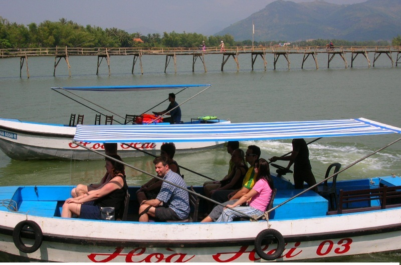 River boat cruise & countryside tour in Nha Trang