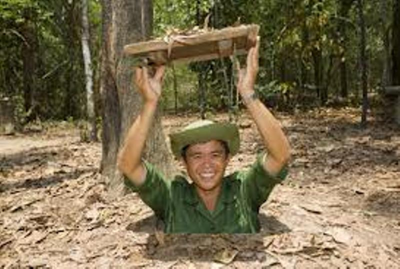 Cu Chi Tunnel and Ho Chi Minh City Tour Full Day