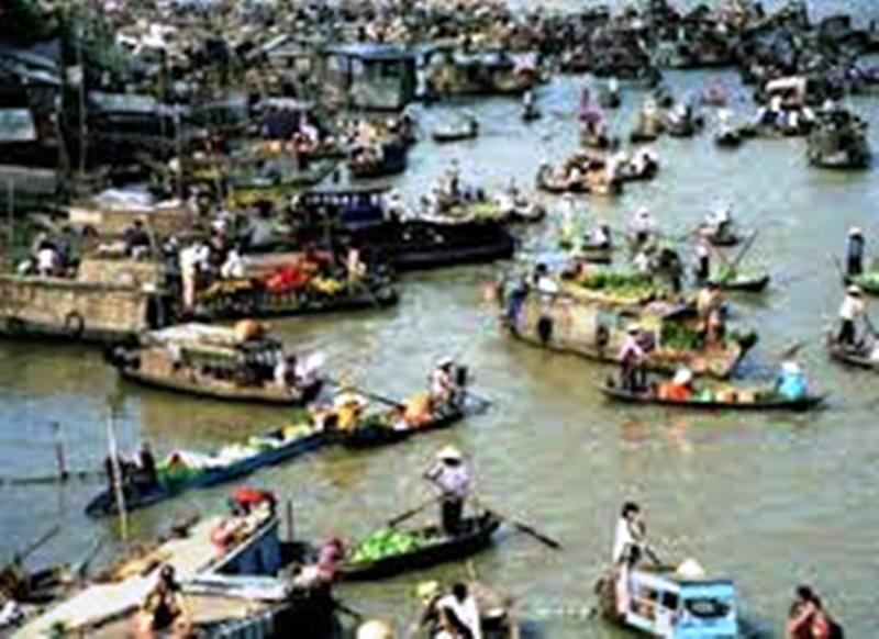 Mekong Delta Tour - Cai Be Floating Market Full Day Trip
