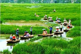 Hoa Lu - Tam Coc Tour 1 Day @ 42.00 USD/ pp