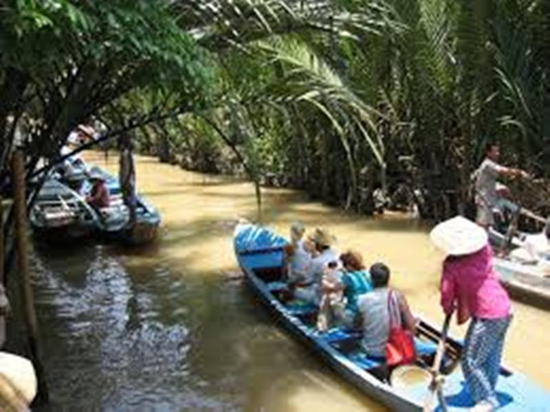Mekong Delta - My Tho Muslim Tour 1 Day from Saigon