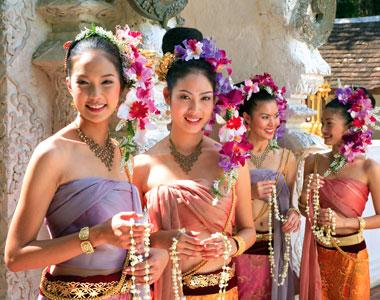 Bangkok-Ayutthaya-Lopburi-Sukhothai-Lampang-Chiang Rai-Chiang Mai 9days 8nights