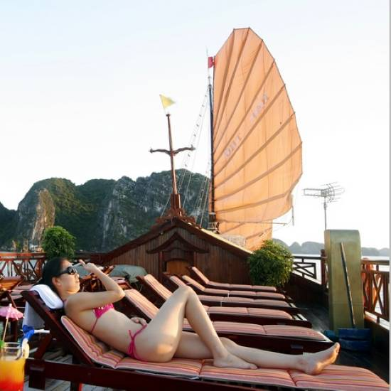 Bai Tho Cruise 3 days 2 nights
